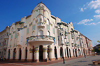 Art Noveau Reök (Reok) Palace regional Art Centre -  Szeged ,Hungary