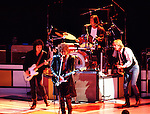 Bob Dylan and Tom Petty 1986.© Chris Walter.