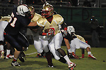 Lafayette High's D.K. Buford (2) vs. Lewisburg on Friday, September 28, 2012.