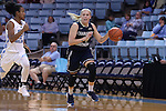 22 November 2016: Charleston Southern's Elyse Kiploks (AUS). The University of North Carolina Tar Heels hosted the Charleston Southern University Buccaneers at Carmichael Arena in Chapel Hill, North Carolina in a 2016-17 NCAA Women's Basketball game. UNC won the game 93-77.