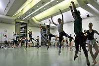 PNB: Sleeping Beauty Studio Rehearsal