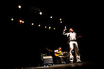 Manuel Cuevas en Festival de Cante de las Minas de La Union. La Union. Murcia.
