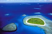 Ilot Nda, lagon sud