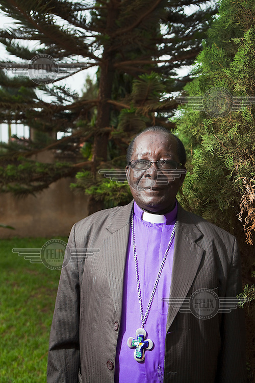 79 year old Bishop Christopher Senyonjo, is a clergyman and LGBT rights activist. Parts of the Ugandan church and media have been campaigning against homosexuals and lesbians.