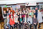 Still in Love<br /> ---------------<br /> Patsy&amp;Joan Ahern from Lissellton, seated 3rd&amp;4th, got a great surprise from family and friends who waited inside McHales bar, Causeway last Saturday night and erupted when they walked in to find a 40th wedding party waiting for them.