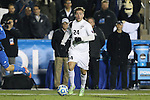 12 December 2014: Providence's Julian Gressel (GER). The University of California Los Angeles Bruins played the Providence College Friars at WakeMed Stadium in Cary, North Carolina in a 2014 NCAA Division I Men's College Cup semifinal match. UCLA won the game 3-2 in overtime.