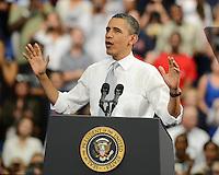 Presidente Obama En Florida
