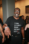 """NBA Hall of Fame Member Earl """"The Pearl"""" Monroe Attends New Premium Lounge Signed by INDASHIO Men's Collection Fashion Show at AUDI FORUM, NY  9/13/11"""