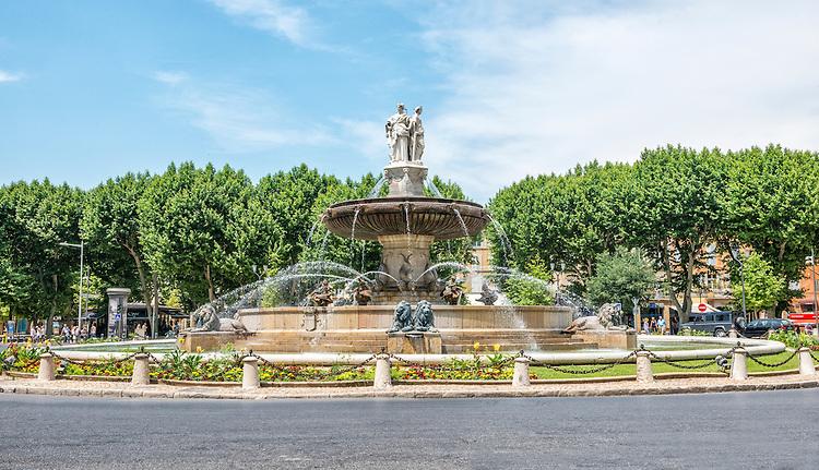 Photo Centre Ville Aix En Provence