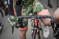 (camouflaged) Team Arm&eacute;e de Terre at the start<br /> <br /> GP Le Samyn 2017 (1.1)