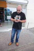 Lupillo Rivera Pararazzi EXCLUSIVO, Areopuerto de Hermosillo