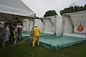 Tokyo disaster preparation drills