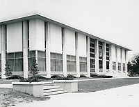 1967  August  07..Redevelopment .Old Dominion (R-28)..ODU Student Center..CAPTION..Chiles Larson.NEG# CTAL67-13-1..