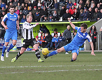 St Mirren v Queen of the South 120316