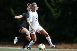 15 August 2014: North Carolina's Cameron Castleberry. The University of North Carolina Tar Heels hosted the University of Missouri Tigers at Fetzer Field in Chapel Hill, NC in a 2014 NCAA Division I Women's Soccer preseason match. Missouri won the exhibition 2-1.