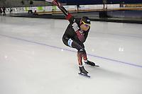 SPEEDSKATING: CALGARY: Olympic Oval, 25-02-2017, ISU World Sprint Championships, 500m Men, Nico Ihle (GER), ©photo Martin de Jong