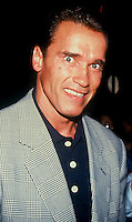 Arnold Schwarzenegger At the Last Action Hero Premiere In NYC by Jonathan Green