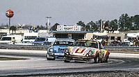 #29 Porsche 911S Bill Follmer, Bill Alsup, and Richard Weiss 18th place finish, 1978 24 Hours of Daytona, Daytona International Speedway, Daytona Beach, FL, February 5, 1978.  (Photo by Brian Cleary/www.bcpix.com)