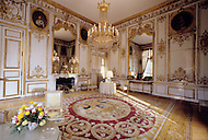 Paris, France, Elysee Palace, Summer 1980. Official reception rooms.