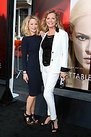 HOLLYWOOD, CA - APRIL 18: Jordan Ladd, Cheryl Ladd at the premiere of 'Unforgettable' at the TCL Chinese Theatre on April 18, 2017 in Hollywood, California. <br /> CAP/MPI/DE<br /> &copy;DE/MPI/Capital Pictures