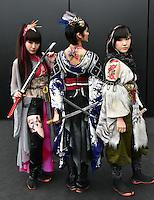 NOV 19 Japanese theatre company perform Kuli-Kala Revenge of the Samurai