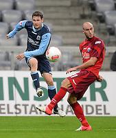 Fussball 2. Bundesliga 2012/13: 1860 Muenchen - Paderborn