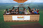 20110207 FEBRUARY 07 Cairns Hot Air Ballooning
