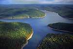 Aerial, Pennsylvania, Allegheny National Forest