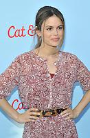 New York, NY July 21: Rachel Bilson attends Target Cat & Jack Launch Celebration at Pier 6 at Brooklyn Bridge Park on July 21, 2016 in Brooklyn Borough of New York City. Credit: John Palmer/MediaPunch