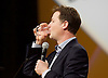 Lib Dem Spring Conference day 1 <br /> at the Echo Arena / BT Convention centre in Liverpool, Great Britain <br /> 14th March 2015 <br /> <br /> Nick Clegg <br /> Q &amp; A <br /> <br /> Vince Cable <br /> speech <br /> <br /> <br /> Photograph by Elliott Franks <br /> Image licensed to Elliott Franks Photography Services