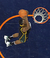CHARLOTTESVILLE, VA- DECEMBER 6: Erik Copes #4 of the George Mason Patriots shoots the ball during the game on December 6, 2011 against the Virginia Cavaliers at the John Paul Jones Arena in Charlottesville, Virginia. Virginia defeated George Mason 68-48. (Photo by Andrew Shurtleff/Getty Images) *** Local Caption *** Erik Copes
