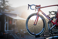 Team Trek-Segafredo ready to race Roubaix<br /> <br /> 115th Paris-Roubaix 2017 (1.UWT)<br /> One Day Race: Compi&egrave;gne &rsaquo; Roubaix (257km)