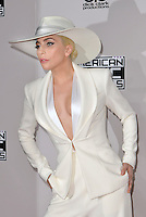LOS ANGELES, CA - NOVEMBER 20: Lady Gaga at the 44th Annual American Music Awards at the Microsoft Theatre in Los Angeles, California on November 20, 2016. Credit: Koi Sojer/Snap'N U Photos/MediaPunch