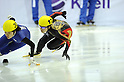 Yui Sakai (JPN), FEBRUARY 1, 2011 - Short Track : the ladies 500m short track skating preliminaries during the 7th Asian Winter Games in Astana, Kazakhstan.  (Photo by AFLO) [0006]