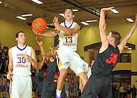 Boys Varsity Basketball vs. Terre Haute South 1-17-15