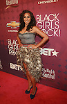 Basketball Wives LA's Laura Govan Attends BLACK GIRLS ROCK! 2012 Held at The Loews ParadiseTheater in the Bronx, NY  10/13/12