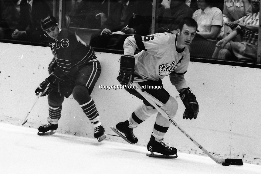Seals vs LA Kings 1969 (playoff)