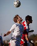 Kalamazoo College Men's Soccer vs Olivet - 10.11.12