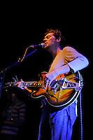 AUG 20 The Kindling performing at David Byrne's Meltdown Festival