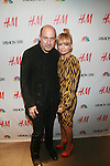 "John Varvatos and Nicole Richie Attend H&M Celebrates NBC's ""Fashion Star"" Success hosted by ""Fashion Star"" mentors, Nicole Richie and John Varvatos at H&M Flagship, NY  4/24/12"