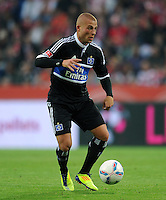 Fussball 1. Bundesliga :  Saison   2011/2012   Liga Total Cup  20.07.2011 Borussia Dortmund - Hamburger SV Goekhan Toere (Hamburger SV)