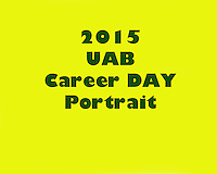 2015 UAB Career Day Portraits