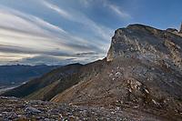 Mount Snowden, Brooks range mountains, arctic, Alaska.