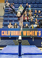Stanford Gymnastics W vs NorCal Classic, January 9, 2017