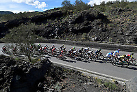 ITALIA. 09-05-2017. Etapa 4 entre Cefalu' a Etna con 181 kms de la versi&oacute;n 100 del Giro de Italia hoy 09 de mayo de 2017. / Stage 4 winner between Cefalu' to Etna with 181 kms of the 100 version of the Giro d'Italia today 09 May 2017 Photo: VizzorImage/  Fabio Ferrari / LaPresse<br /> VizzorImage PROVIDES THE ACCESS TO THIS PHOTOGRAPH ONLY AS A PRESS AND EDITORIAL SERVICE AND NOT IS THE OWNER OF COPYRIGHT; ANOTHER USE HAVE ADDITIONAL PERMITS AND IS  REPONSABILITY OF THE END USER