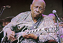 Glastonbury Festival on the BBC.BB King