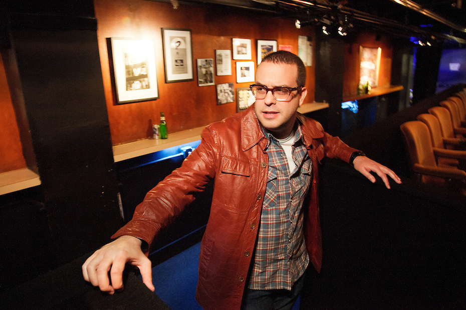 Joe DeRosa - Whiplash - April 9, 2012