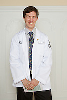 Nicholas Field. White Coat Ceremony, class of 2016.