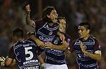 Lanús se consagró como el gran campeón de la TOTAL Sudamericana, tras vencer a Ponte Preta. resultado del partido 2x0