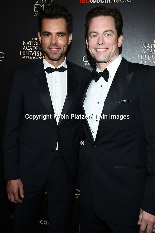 Michael carbonaro boyfriend gifting suite for the daytime emmy awards
